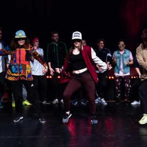 streetdance klær nord trøndelag
