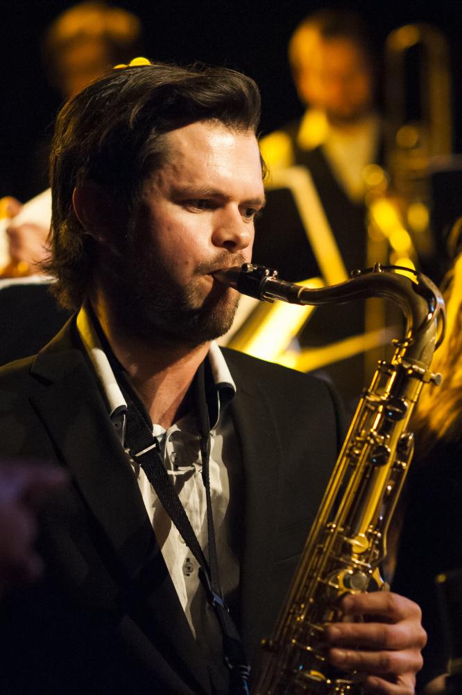 Mannen med den hysteriske saksofon